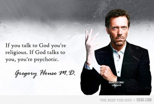 House MD: Dr. House (TV Series) Quotes