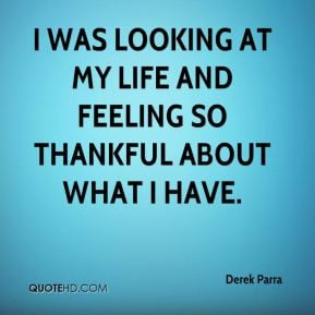 Feeling Thankful Quotes