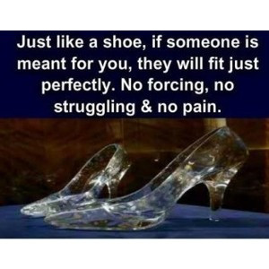 Shoe Quotes, Images, Posters and Sayings about Shoe