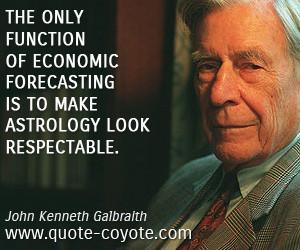 John Kenneth Galbraith Quotes