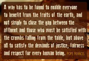 You are here: Home / Quotes / Pope Francis Quotes / Pope Francis