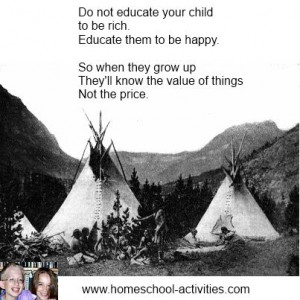 Inspirational #homeschooling quote. More inspiring quotes about the ...
