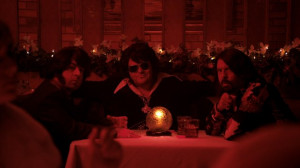... of Jack Black, Dave Grohl and Derek Waters in Drunk History (2013