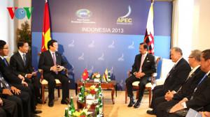 vietnams-president-truong-tan-sang-and-the-sultan-of-brunei-haji ...