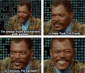 Samuel L. Jackson is a ladies' man