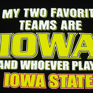 Iowa Hawkeyes Shirts