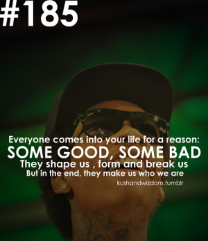Meaningful Wiz Khalifa Quotes