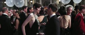 ... Elizabeth Debicki as Jordan Baker in Luhrmann's 'The Great Gatsby