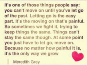 love meredith greys quotes