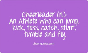 cool cheer quotes