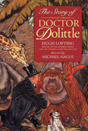 """Start by marking """"The Story of Doctor Dolittle (Doctor Dolittle, #1 ..."""