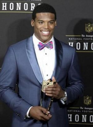Cam Newton Rookie Year