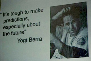 quote from Yogi Berra seemed appropriate as Boulder leaders looked ...