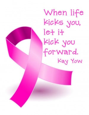 some quotes above are included as popular breast cancer quotes
