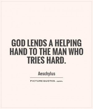 Helping Hand Quotes Sayings