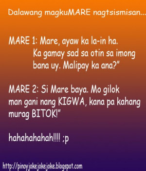 Tagalog Quotes Joke Love ~ Tagalog Quotes and Jokes | Pinoy Factor ...