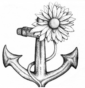 Anchor Drawings It's funny as i am drawing i