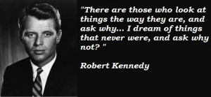 robert kennedy quote on hard work picture 39741