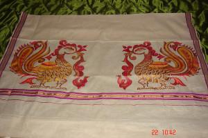 Painting Saree Paintings