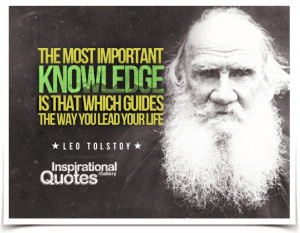 Related to Leo Tolstoy Quotes - The Quotations Page