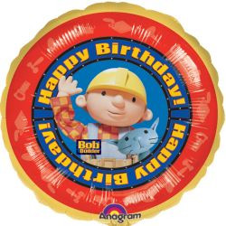 Bob The Builder Happy Birthday