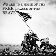 Veteran's Day Quote More