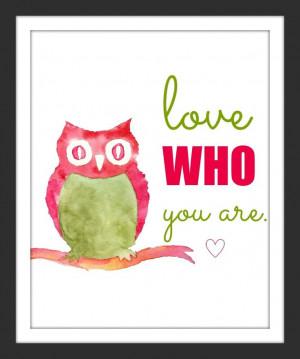 owl - love