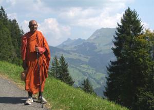 Bhante Henepola Gunaratana à Beatenberg