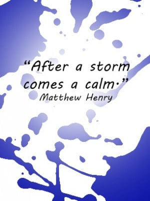 Motivational Quotes Matthew Henry