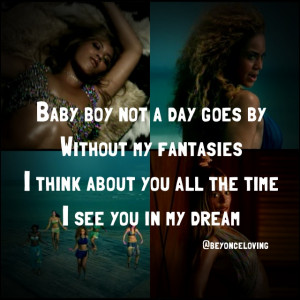 Beyonce Song Lyric Quotes