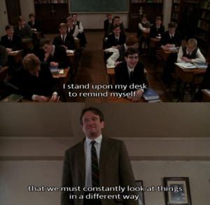 education #deadpoetssociety #movie #scene #RobinWilliams #johnkeating