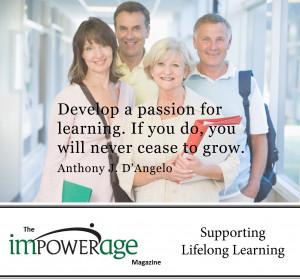 50+ Scholarship: Lifelong Learning Contest Winners