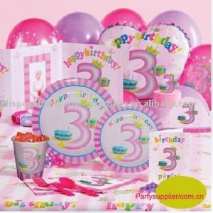 Girls 3Rd Birthday