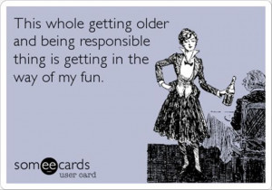 Funny growing older, quotes