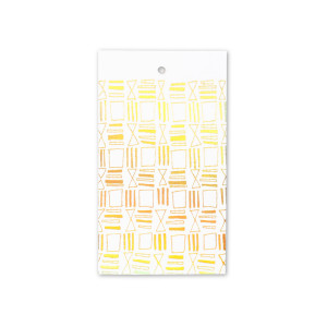 Squares & Lines Gift Tags - Featured Image