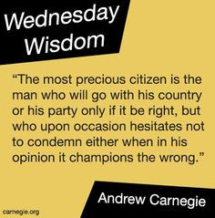 Great quotes (by Andrew Carnegie)