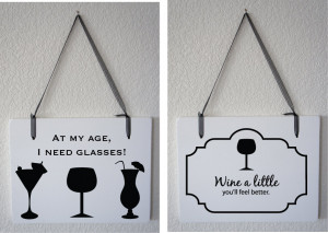 funny wine glasses with sayings