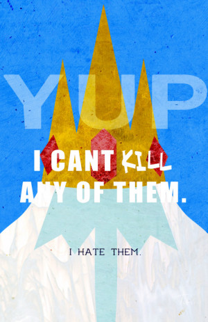 ice king quote