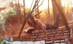 Missing Your Ex Girlfriend Quotes