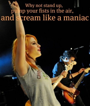 Hayley Williams' Most Inspirational Quotes