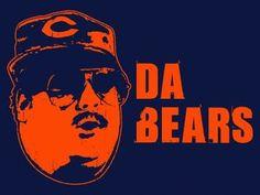 SNL Chris Farley Funny Quotes | Chicago Bears Da Bears Graphics ...