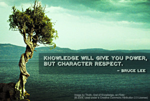 Famous Inspirational Quotes and Sayings about Character - Knowledge ...