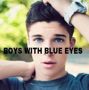 boys with blue eyes | Tumblr