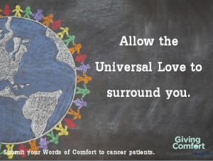... Comfort – Encouraging Words for Cancer Patients Pinterest board and
