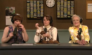 ... Tyler Moore Show, Santa Barbara, The Betty White's. Dirty Muffin SNL
