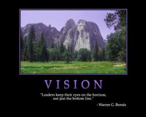 VISION - Motivational Wallpaper