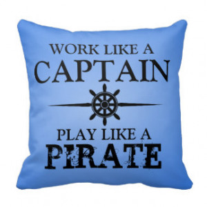 Funny Pirate Quotes Gifts