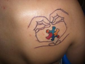 Puzzle Pieces For Autism...