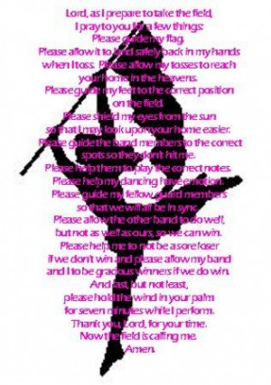 Color Guard Clip Art and Color Guard Prayer | Sayings/