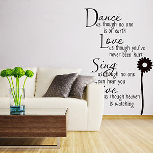 Home & Garden > Home Décor > Decals, Stickers & Vinyl Art